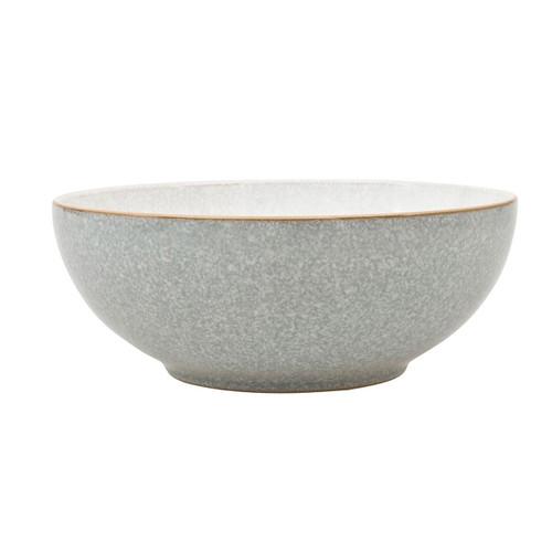 Denby Elements Light Grey Cereal Bowl