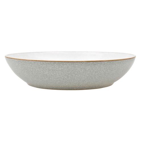 Denby Elements Light Grey Pasta Bowl