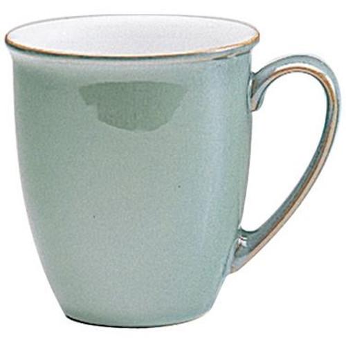Denby Regency Green Coffee Beaker Mug