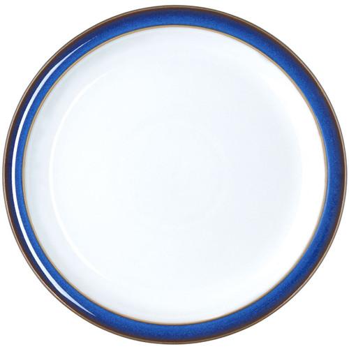 Denby Medium Plate Imperial Blue