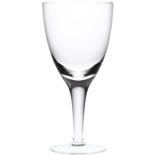 Denby China Red Wine Glass