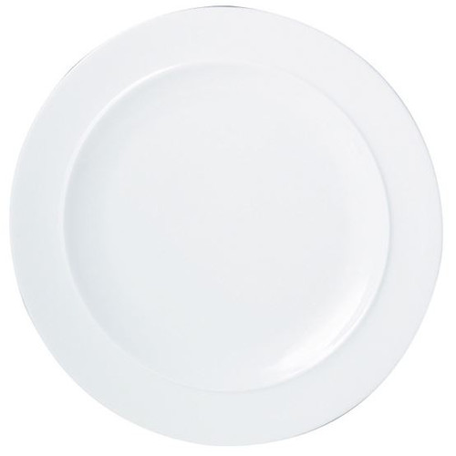 Denby White By Denby Salad Plate