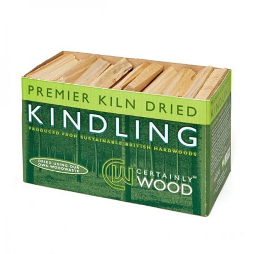 Certainly Wood Kiln Dried Kindling