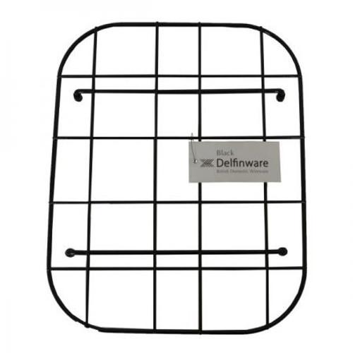 Delfinware Standard Sink Mat Black