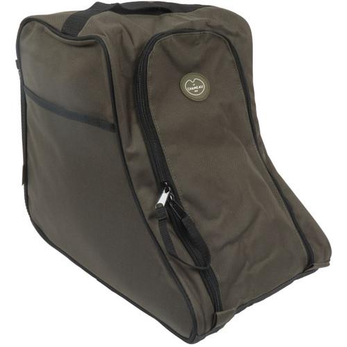 Le Chameau Walking Boot Bag In Vert Chameau