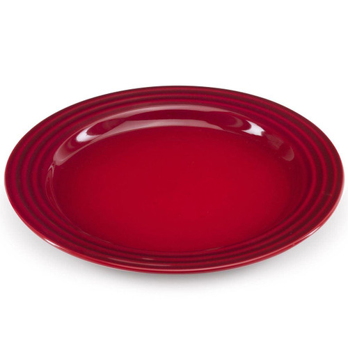Cerise Le Creuset Stoneware Side Plate