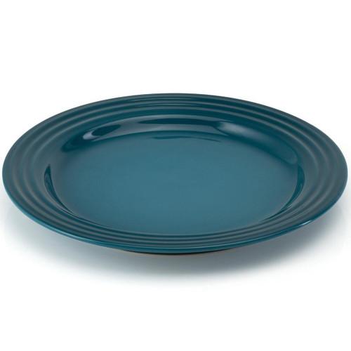 Deep Teal Le Creuset Stoneware Side Plate