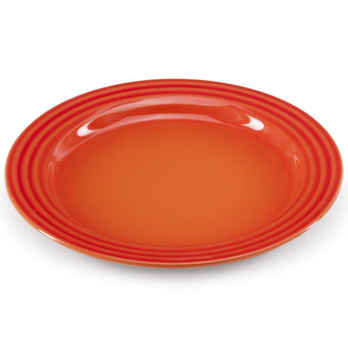 Volcanic Le Creuset Stoneware Side Plate