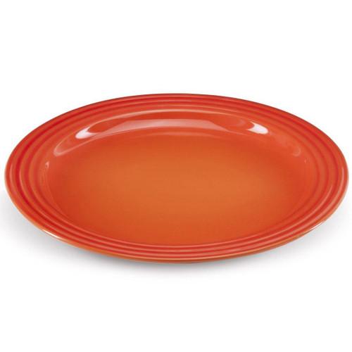 Volcanic Le Creuset Stoneware Dinner Plate