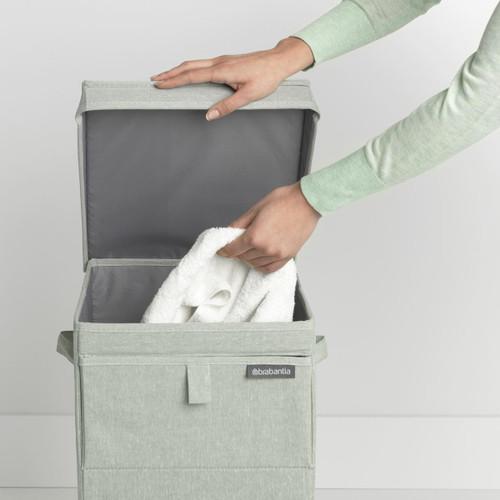 Brabantia Stackable Laundry Box Open
