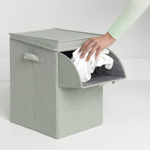 Brabantia Stackable Laundry Box Open Lifestyle