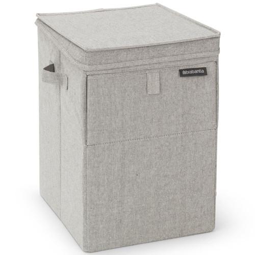 Grey Brabantia Stackable Laundry Box