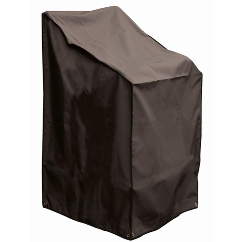 Storm Black Bosmere 5000 Stacking Chair Cover