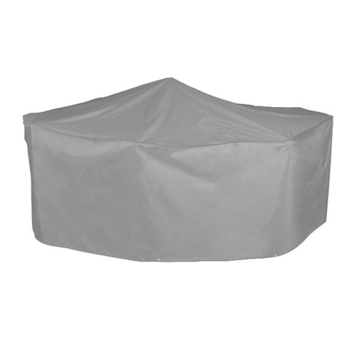 Thunder Grey Patio Set Cover 6 Seater