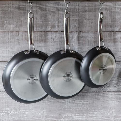 Stellar Rocktanium Non-Stick Frying Pan Lifestyle