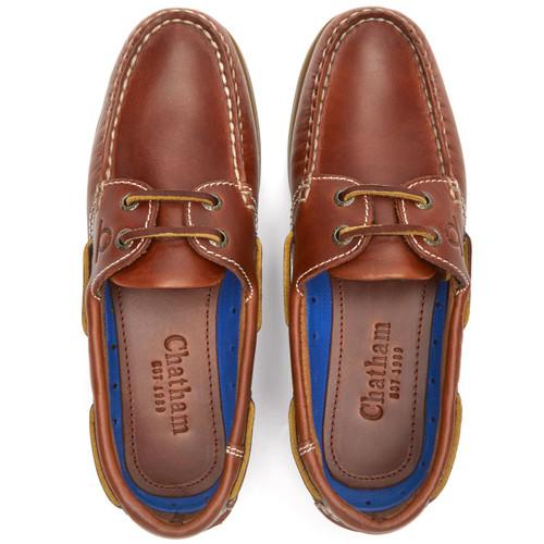 Chestnut Chatham Deck G2 Ladies Boat Shoes