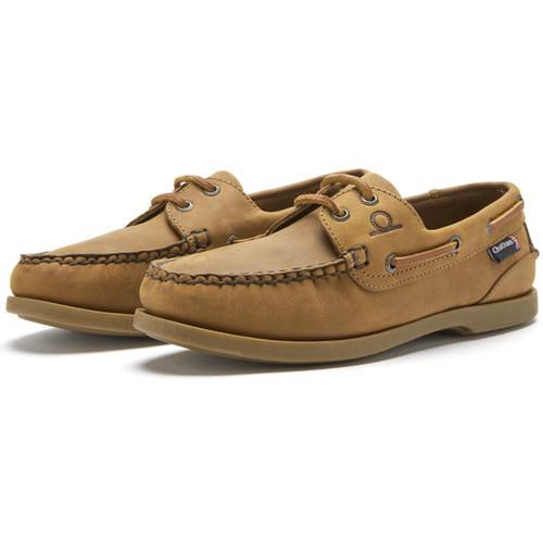 Walnut Chatham Deck G2 Ladies Boat Shoes