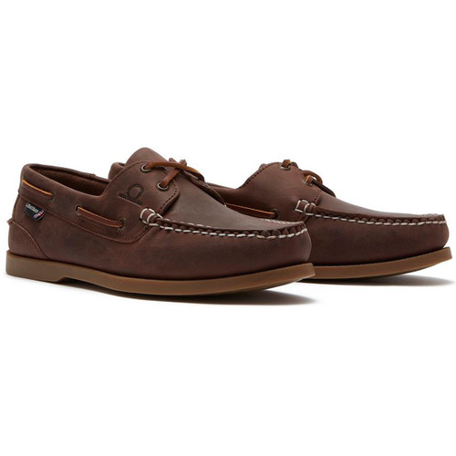 Chocolate Chatham Deck G2 Ladies Boat Shoes