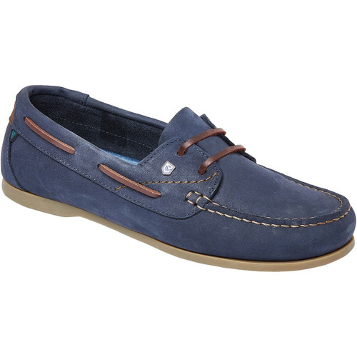 Denim Dubarry Aruba Deck Shoes