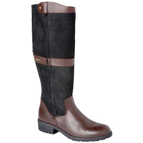 Black/Brown Sligo Boots