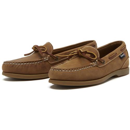 Walnut Chatham Womens Olivia G2 Deck Shoes