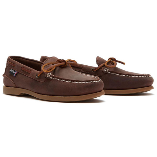 Chocolate Chatham Womens Olivia G2 Deck Shoes