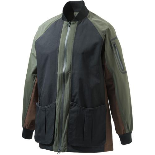 Green Beretta Mens Bisley Shooting Jacket