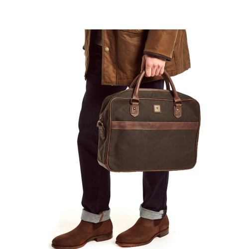 Dubarry Unisex Lahinch Bag / Olive