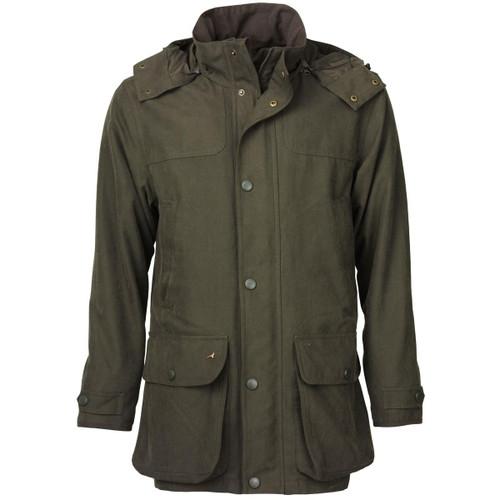 Laksen Mens Wingfield Ultralight Coat