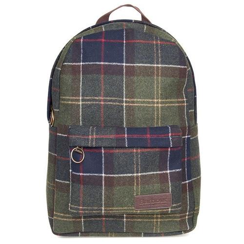 Classic Tartan Barbour Unisex Carrbridge Backpack