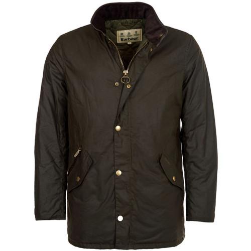Barbour Mens Prestbury Wax Jacket