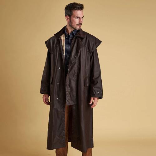 Barbour Stockman Coat