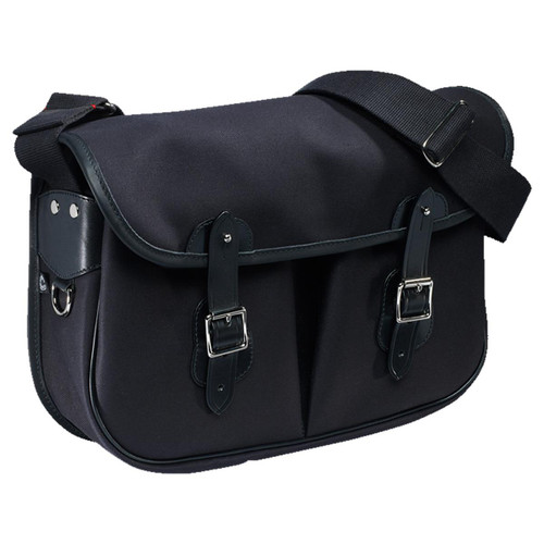 Black Croots Dalby Canvas Carryall