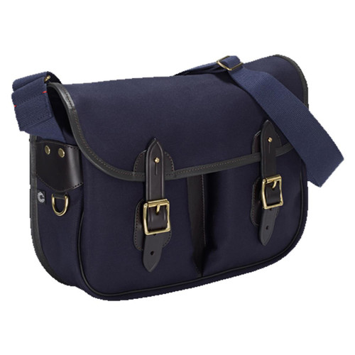 Navy Croots Dalby Canvas Carryall
