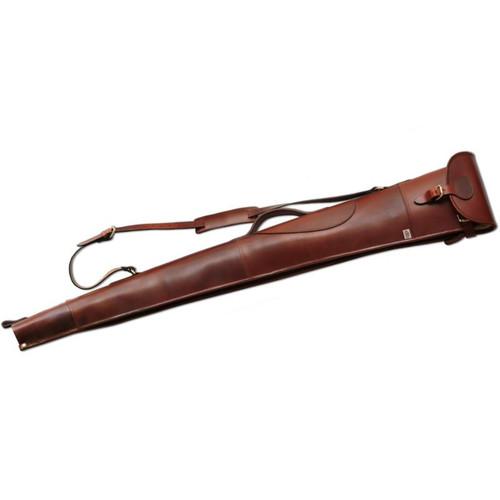 Harness Brown Teales Premier Buckle Flap Gun Slip
