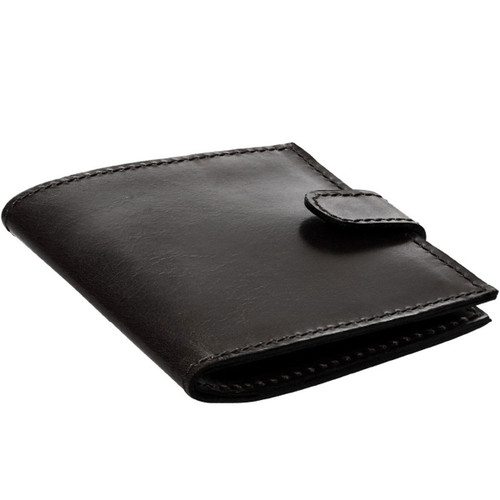 Teales Premier Single Leather Certificate Holder