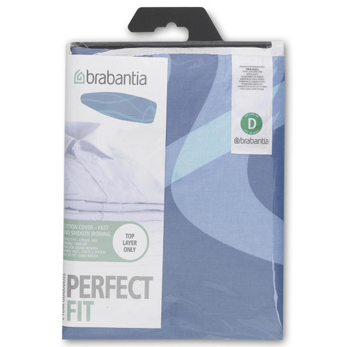 Brabantia Size D Ironing Board Cover Assorted Designs