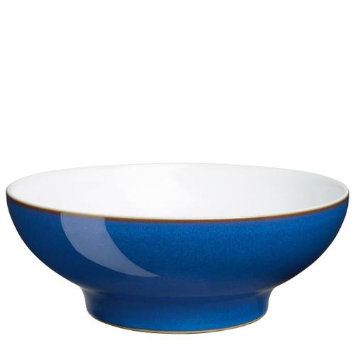 Denby Imperial Blue Medium Serving Bowl
