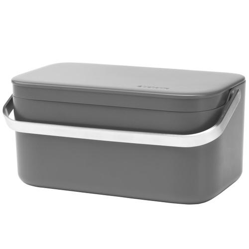 Dark Grey Brabantia Food Waste Caddy