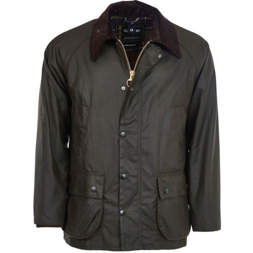 Barbour Mens Classic Bedale Wax Jacket