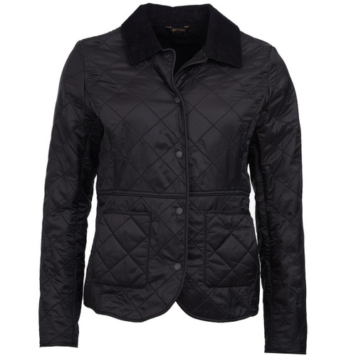 Barbour Womens Deveron Polarquilt Jacket