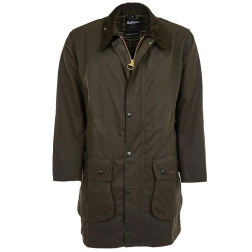 Barbour Mens Classic Northumbria Wax Jacket