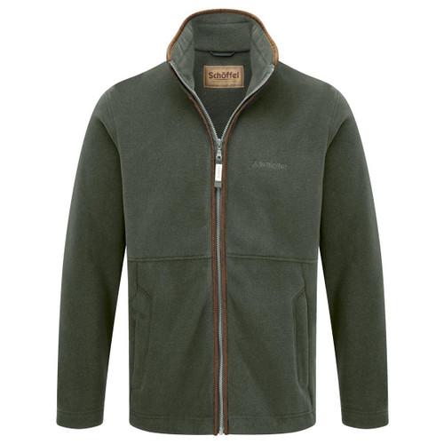 Cedar Green Schoffel Mens Cottesmore Fleece Jacket