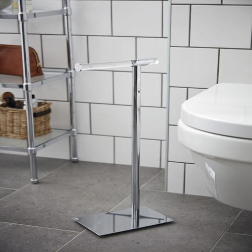 Miller Freestanding Toilet Roll Holder
