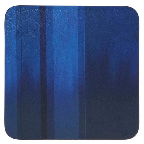 Denby Colours Blue Set Of 6 Coasters