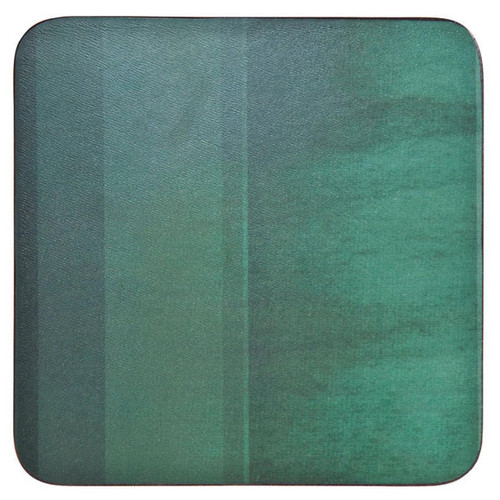 Denby Colours Green Set Of 6 Coasters