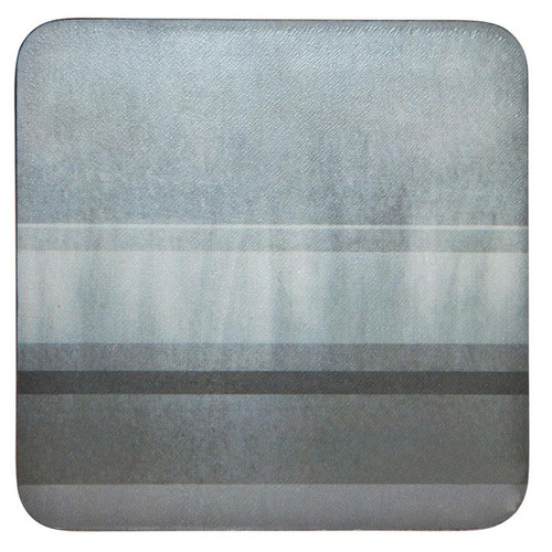 Denby Colours Grey Set Of 6 Coasters