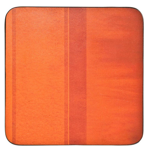 Denby Colours Orange Set Of 6 Coasters