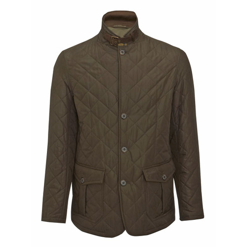 Barbour Mens Quilted Lutz Jacket