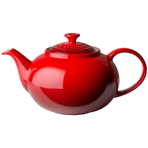 Cerise Le Creuset Stoneware Classic Teapot